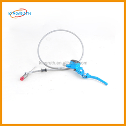 Made in China high quality colourful hydraulic clutch motorcycle
