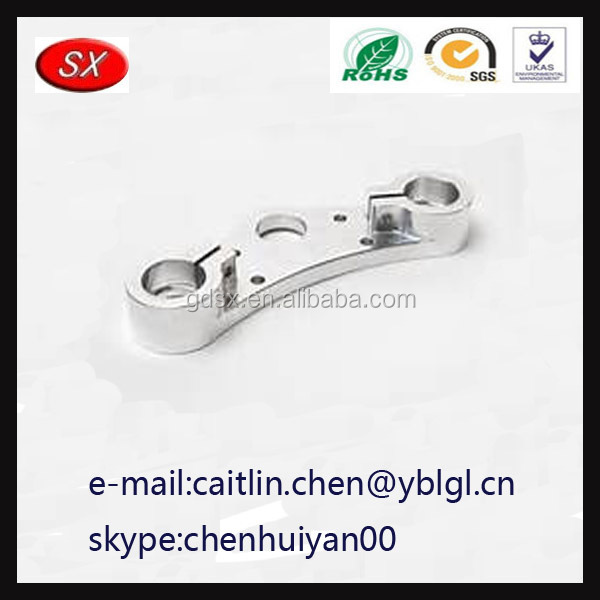 Customized Motorcycle Clamp Fork Upper Triple Tree Clamp