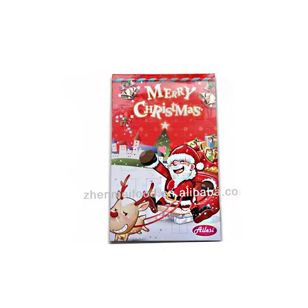 Xmas Chocolate Advent Calendar Christmas sweet candy food