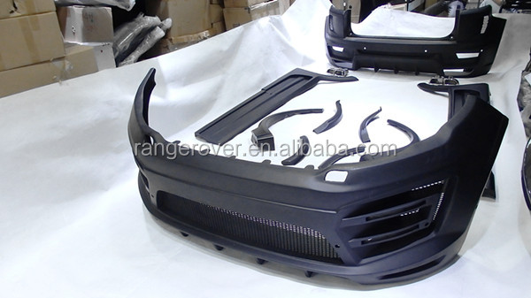ran-rover evoque larte style body kit bumpers for 2011-2015