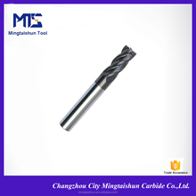 Hot sell solid end milling cutters