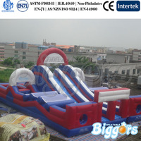 Bounce house Inflatable Obstacle Course Cheap Inflatable Obstacle Course