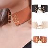 hot sale fashion cloth necklace elegant choker handmade jewelry