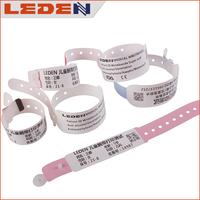 China Medical Disposable silicone wristband factory for printer