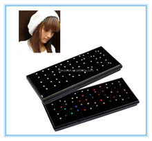 wholesale promotion Body piercing jewelry 316L surgical steel crystal free nose studs India
