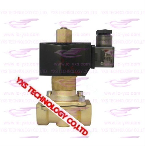 Solenoid valve /Air valve 220v water valve 3/4 Inch factory outlet