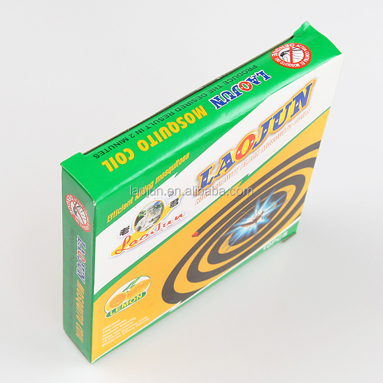 LJ353 Black Mosquito Coil Best Bug Repellent Home Designs