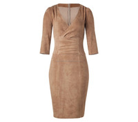 Sexy Leather Dress |leather dresses for women |long leather dress