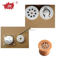 Voice box for musical promotion products