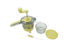 multifunctional spiral vegetable slicer chopper