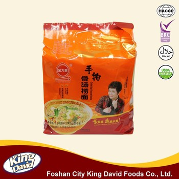 Dried Quick Cooking Egg Soybean Japanese Ceramic Noodle