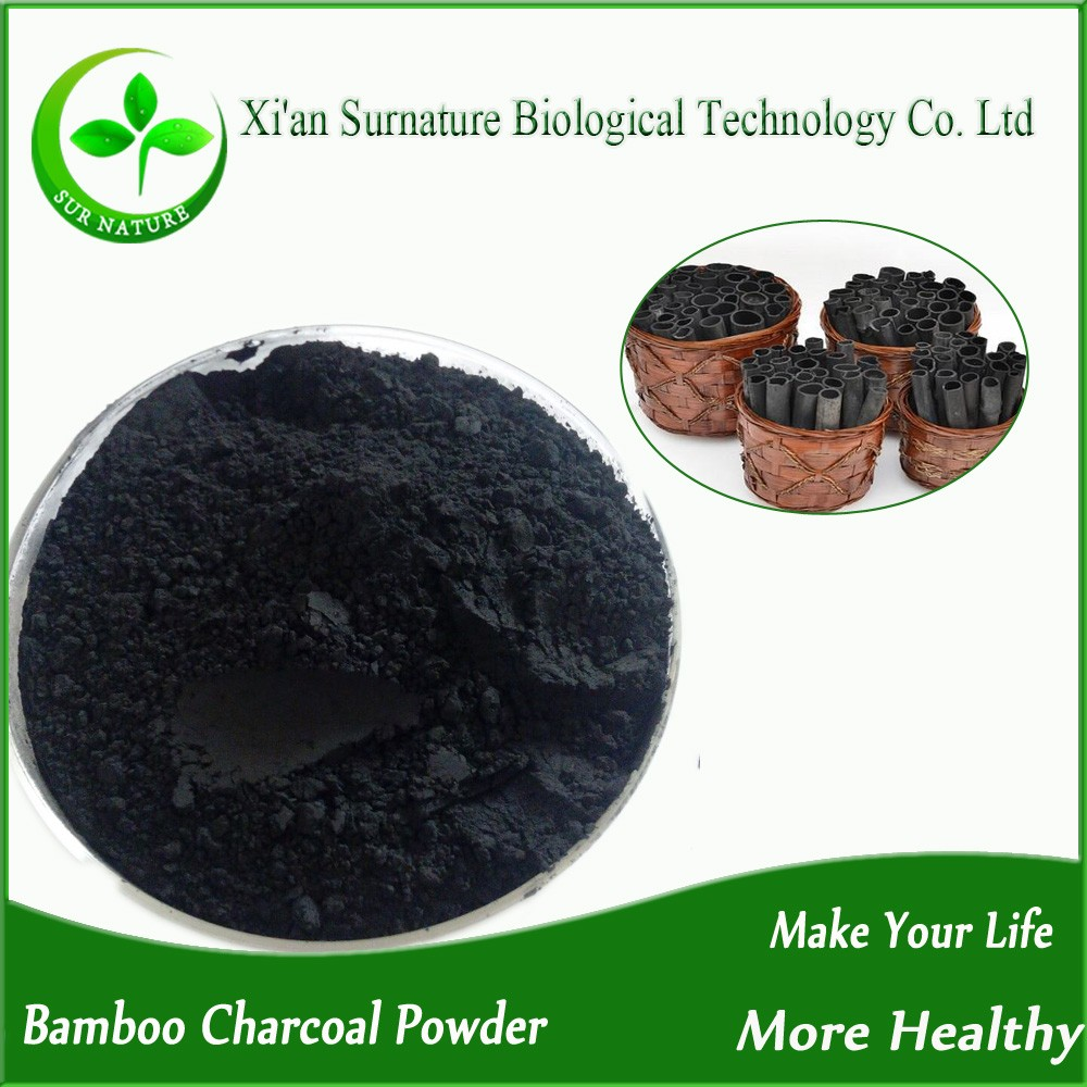 High quality lower price bamboo charcoal powder for teeth whitening