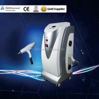 Free Standing Tattoo Removal RF Laser Machine