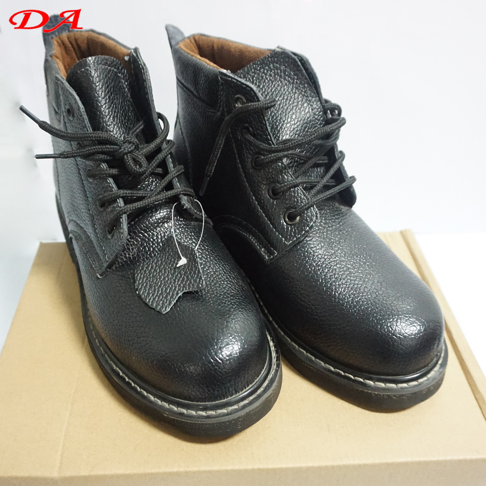 Custom Made High Temperature Resistance Safety Shoes Steel Toe