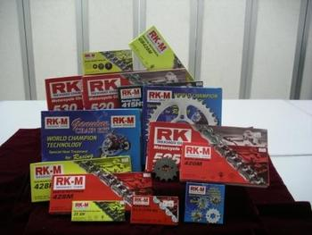 RKM Motorcycle Chain