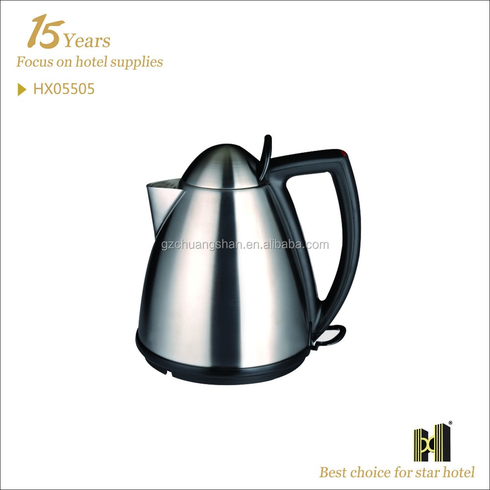 1.0L Star Hotel Guest Room Electric Kettle