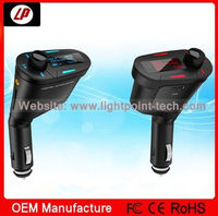 Newest Car MP3 Player Wireless FM Transmitter With USB SD MMC Slot LCD Display Car MP3 Player