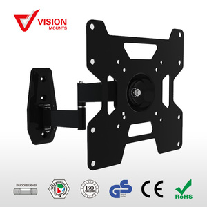 23-37 Inch Standard VESA Solid 180 Degree Swivel LCD TV Wall Mount Bracket VM-LT12T B-02