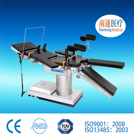 Golden brand Nantong Medical dental surgery portable dental unit electro-hydraulic surgical operating tables with CE certificate