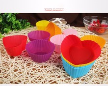 fancy cooking concepts silicone human heart 3d cake mold