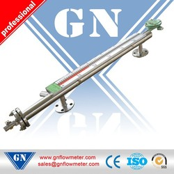 magnetic level meter for chemical