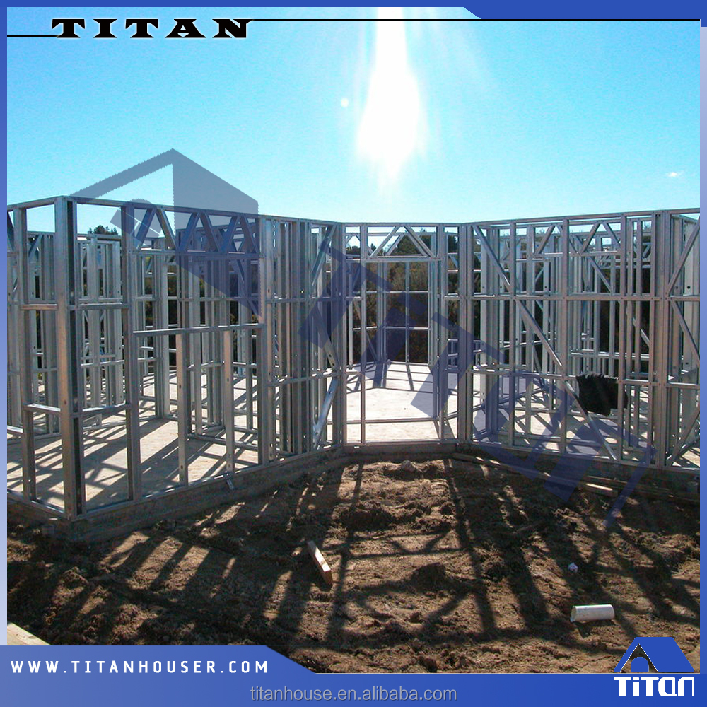 Estructuras metalicas para casas interesting en marcado - Estructuras metalicas para viviendas ...