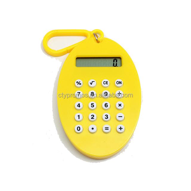 Pocket Calculator Mini Key Chain Calculator Gift Calculator