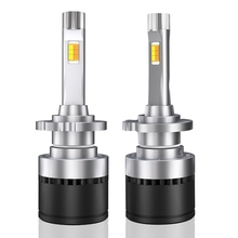 LED headlights bicolor 3300K yellow and 6000K white of <strong>D1</strong> D2 D3 D4 12V IP68 2 years warranty