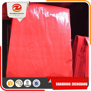 Awning fabric PE/PP Tarpaulin sheet for truck cover