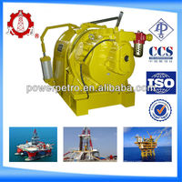 10 ton air winch anti-explosive /durable/anti-overload -clockwise and anti-clockwise