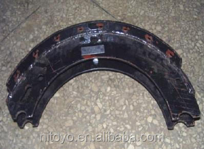 53205-3501095 MAZ Heavy Duty Truck Brake Shoes