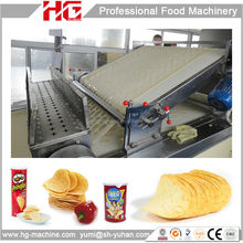 industrial complete potato chips making machines for plant