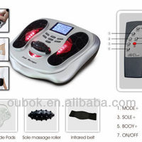 Foot Care Massager Far Infrared Pulse