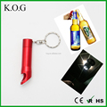 Cheap Mini flashlight for keychain,LED Keychain Flashlight with Bottle Opener