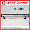 European Quality 30inches Twins Row electrical Light Bar For Electrical Motorcycle Driving Led Bars Durable Lifespan