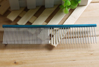 Creative new products pet supplies metal comb