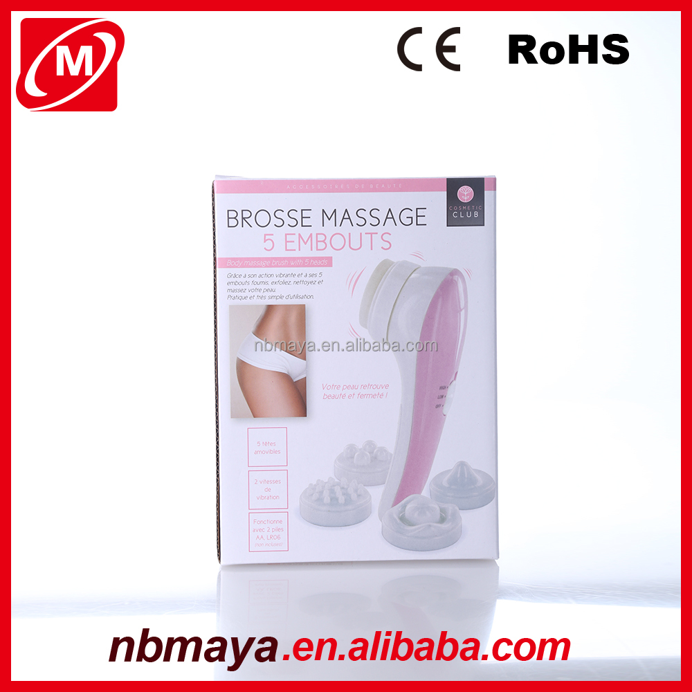 Soft pussy magic wand massager vibrator body to body massage