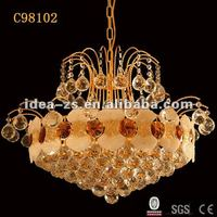 Flower chandelier,metal ball pendant lamp,rattan chandelier