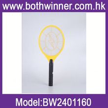 fly killer racket/battery operated mosquito swatter/plastic fly trap ,KA055, effective mosquito swatter