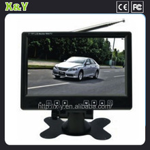 7inch Car TV Monitor back seat tv for car