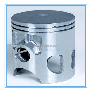 RXZ135 high quality aluminium engine piston for motorcycles