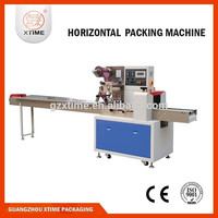 triangle bag packing machine for beans