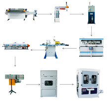small food vegetable can making machine production line
