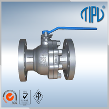 China supplier cf8m stainless steel ball valve