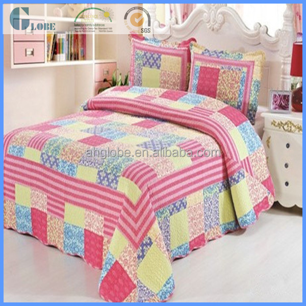 summer amish handmade king size fitted bedspread