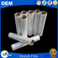 New Premium LLDPE Material Industrial Packing Use Water-proof Plastic Film Transparent Stretch Wrap