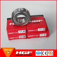 High speed low noise water pump ball bearing 6201ZZ 6202ZZ 6203ZZ 6204ZZ