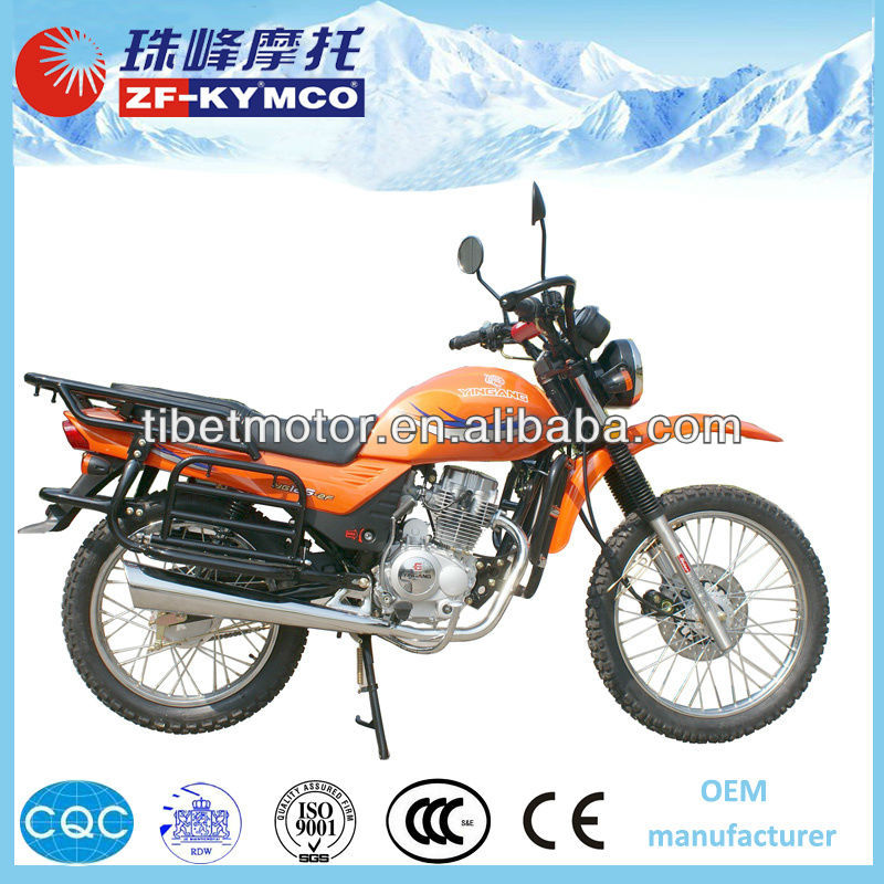 2013 best cheap motorcycle made in china 150cc street motorcycle ZF125-C