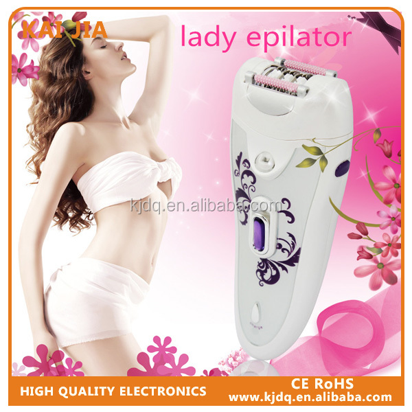 MINI SHAVING MACHINE FOR HAIR PORTABLE LADY SHAVER ELECTRIC LADY HAIR REMOVER EPILATOR WITH LED LIGHT