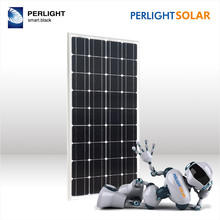 Perlight advantage price mini solar panel 50W for lamp with 125*125mm soalr cell